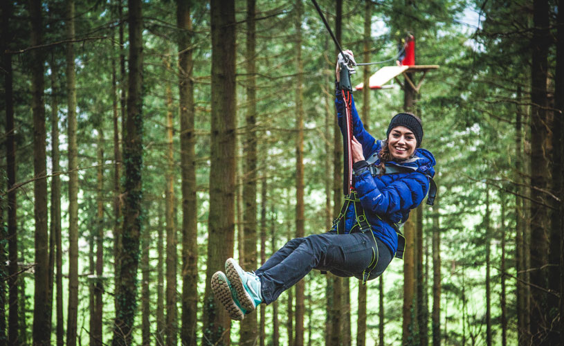 Zip Wires In Wales  Everything You Need To Know