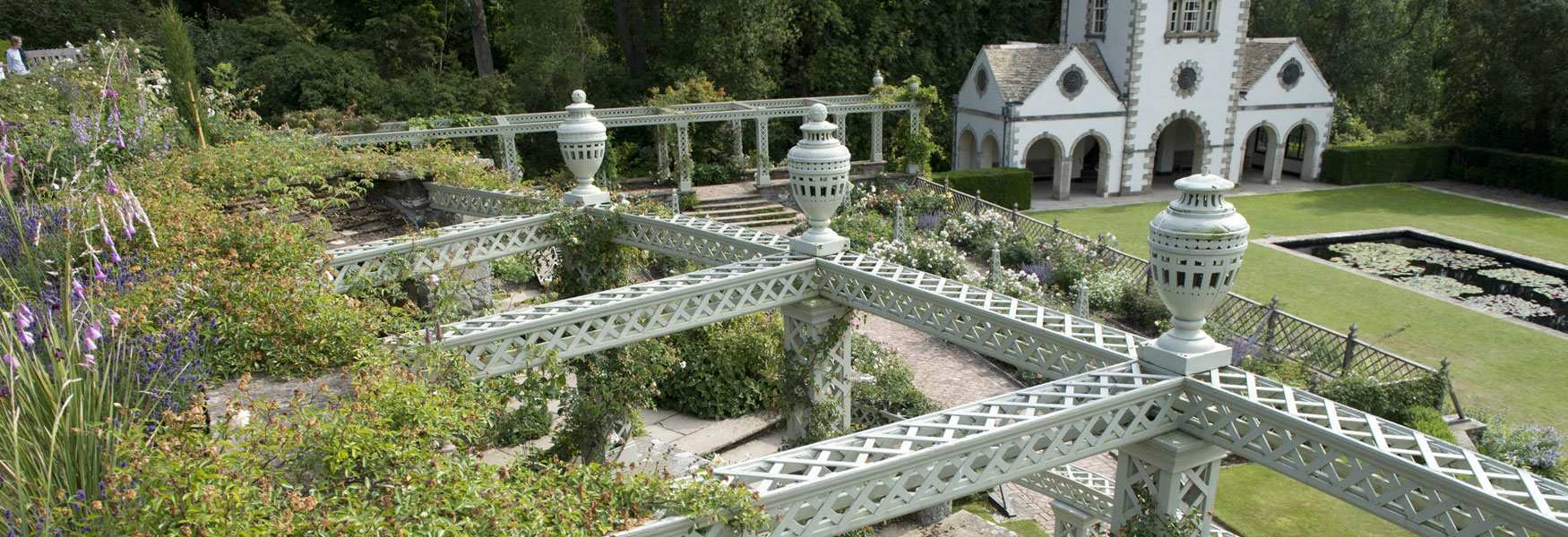 Parks & Gardens in North Wales - GoNorthWales.co.uk