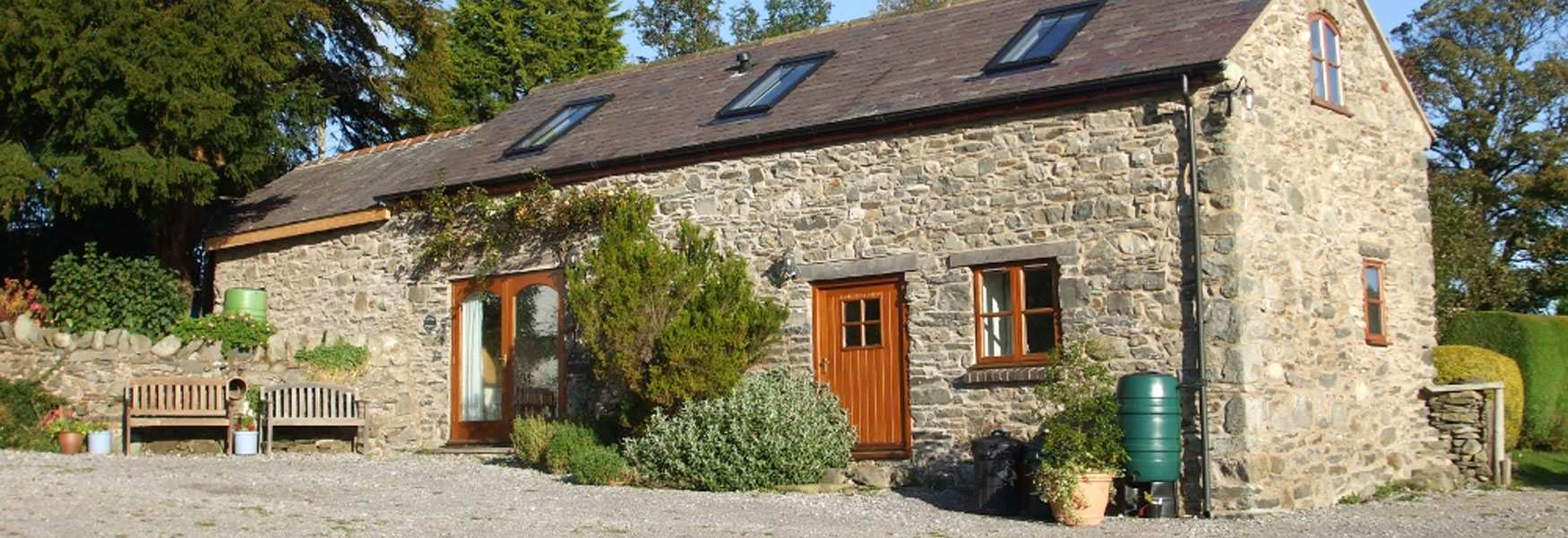 cottage the stables private cottages aberystwyth wales rent for patio barn conversion your in character to rental peace mid