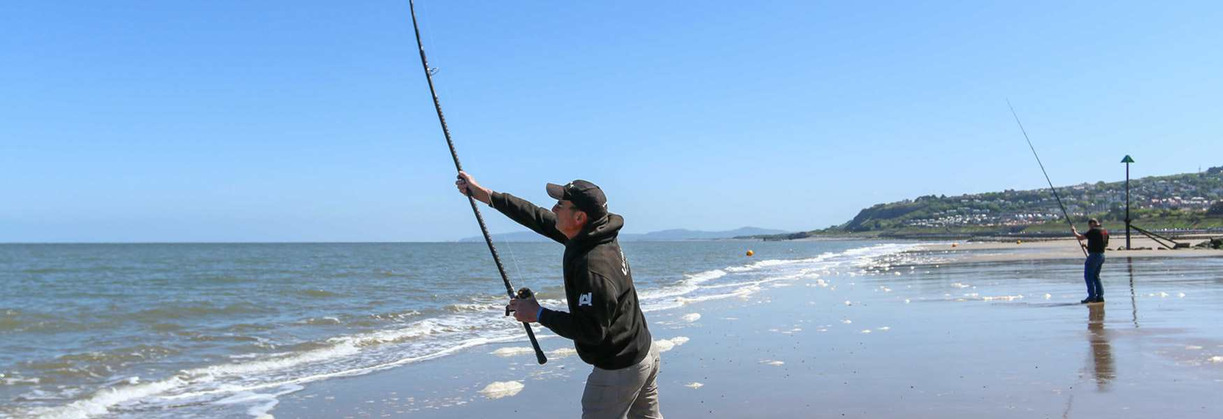 Shore Fishing in North Wales