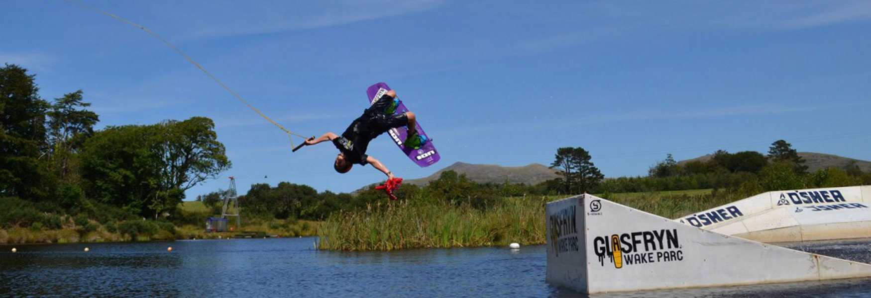 Wakeboarding Your Way