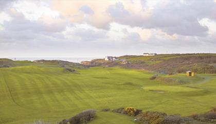 The Holyhead Golf Club