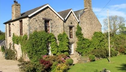 Wern Fawr Manor Farm - Bed & Breakfast