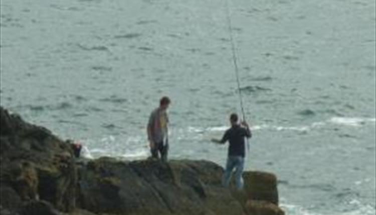 Anglesey Fishing