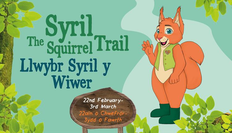 Syril the Squirrel Trail