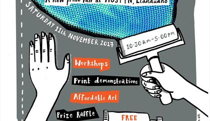 North Wales Print Fair