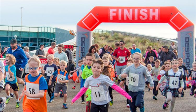 Porth Eirias 1K Kids Fun Run