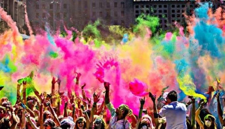 Rhyl Colour Run