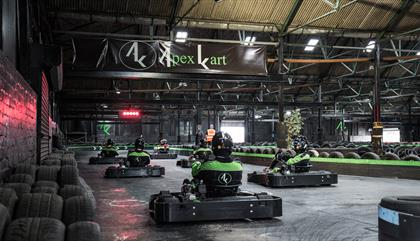 Apex Karting, The Circuit