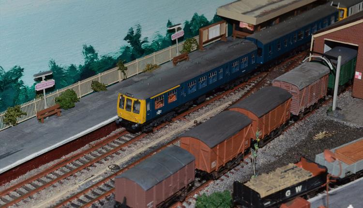 Annual Charity Model Railway Show