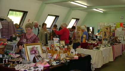 Antique, Collectors and Vintage Fair