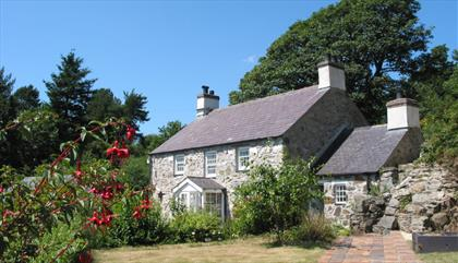 Coed y Berclas Holiday Cottage, Anglesey.UK