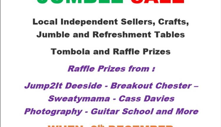 Hawarden Christmas Fayre and Jumble Sale