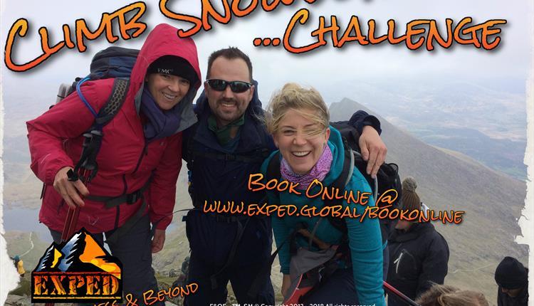 Climb Snowdon Challenge 2