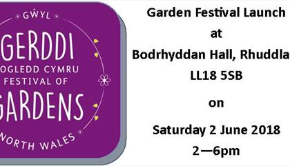 Launch of the Garden Festival 2018