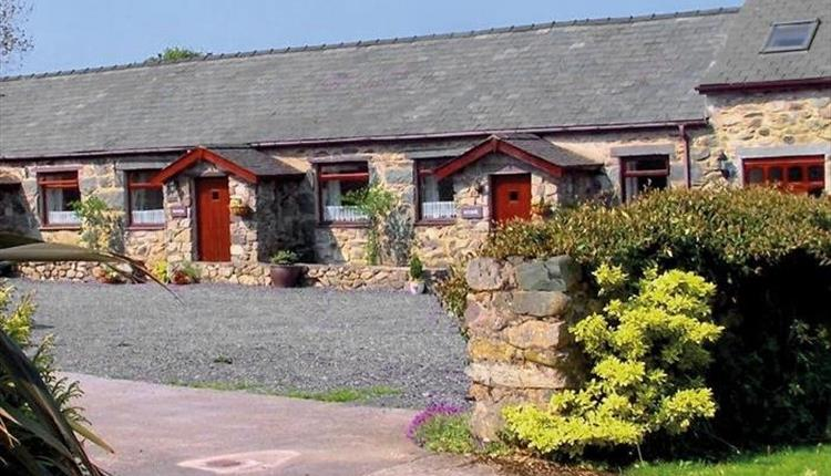 Hafoty Farm Cottages in Snowdonia