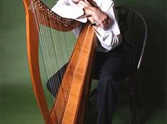 Music in the Garden - Celtic Harp