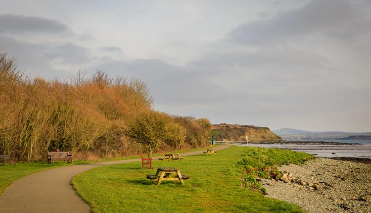 Penrhos Coastal Path