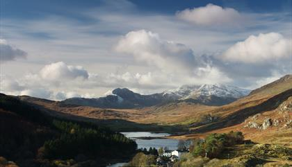 Plas y Brenin - Bed & Breakfast