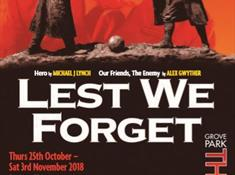 Production of Lest We Forget
