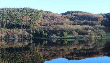 Llyn Crafnant Trout Fishing