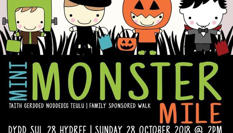 St Kentigern Hospice's Mini Monster Mile