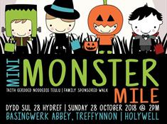 St Kentigern Hospice's Mini Monster Mile