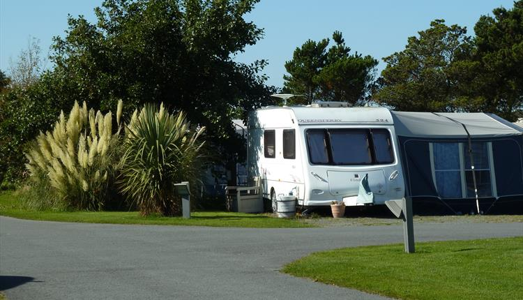 Morfa Lodge Holiday Park Touring