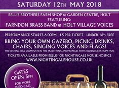 Nightingale House Hospice Picnic and Proms