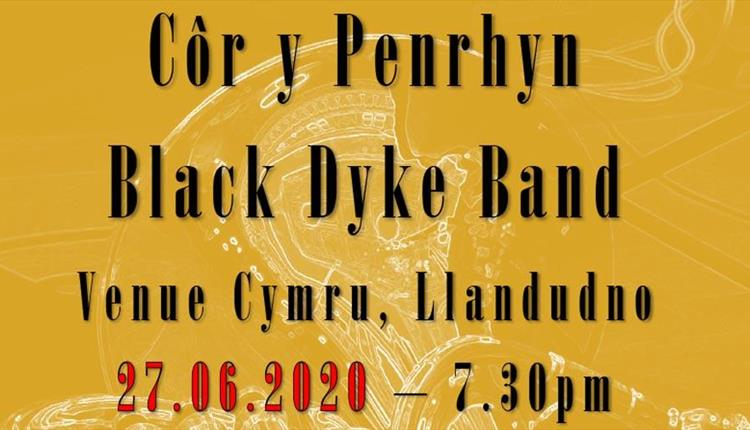 Cor Y Penrhyn and the Black Dyke Band