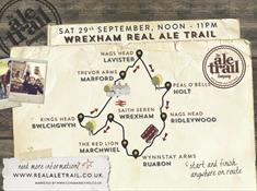 Wrexham Real Ale Trail
