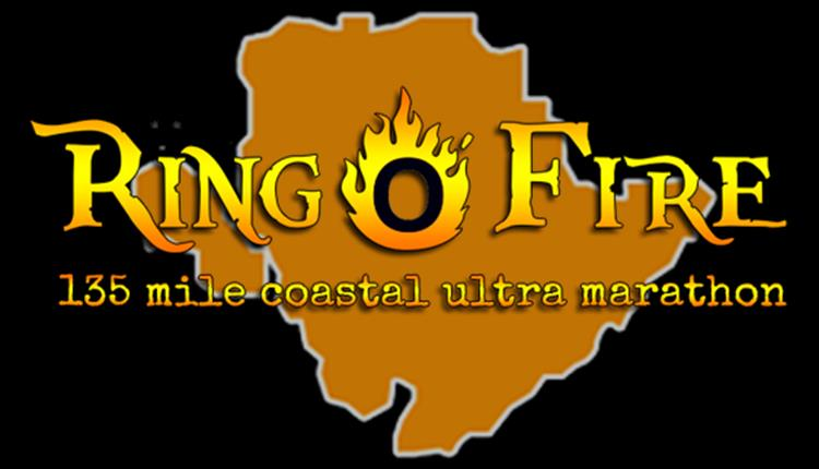 Ring O' Fire & Firelighter Coastal Ultra Marath