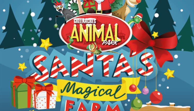 Santa's Magical Farm