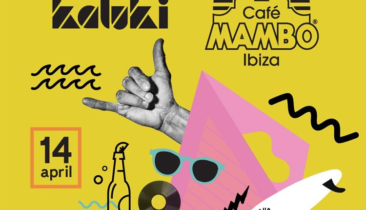 Soundwaves Presents Kaluki and Cafe Mambo