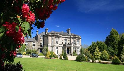 Tre-Ysgawen Hall Hotel & Spa
