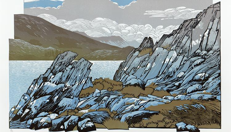 Art Exhibition - Ian Phillips - Printmaker