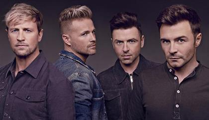 Westlife - Stadiums in the Summer Tour