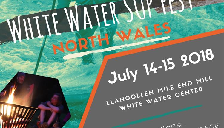 White Water SUP Fest North Wales
