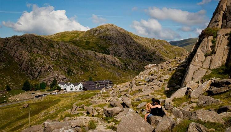 YHA Snowdon Pen y Pass Youth Hostel