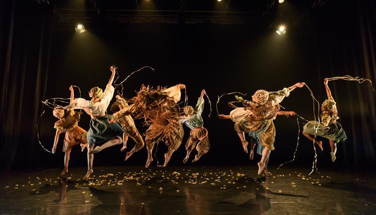 balletLORENT: Rumpelstiltskin