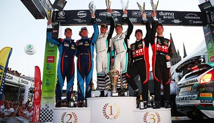 North Wales Car Club Cambrian Rally