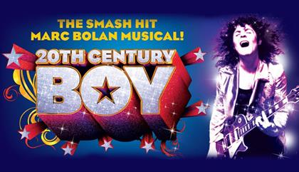 20th Century Boy - 40th Anniversary Tour