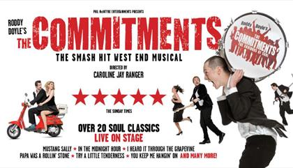 The Commitments, The Smash Hit West End Musical