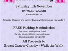 Christmas Craft Fayre and Coffee Morning