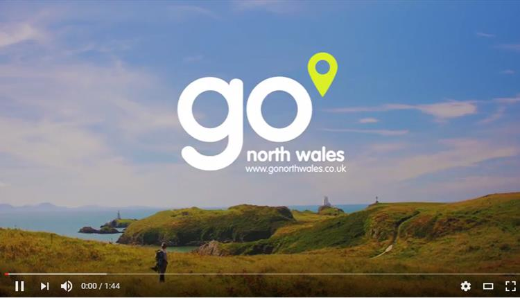 Go North Wales - Video