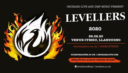 Orchard Live and DMF Music Presents Levellers