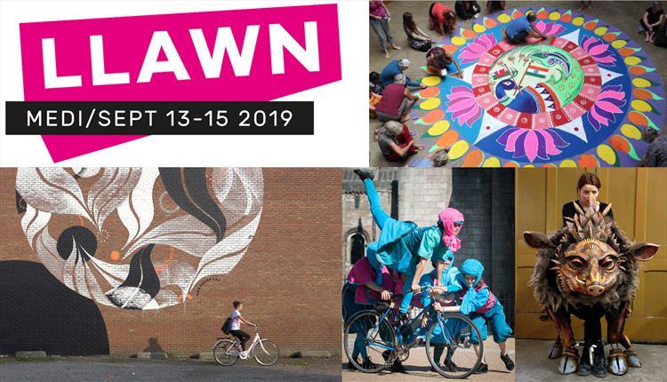 LLAWN - Llandudno Arts Weekend