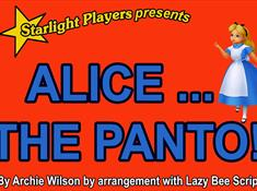 Alice... The Panto! (The Starlight Players)