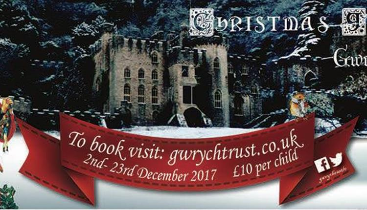Gwrych Castle Trust Grotto