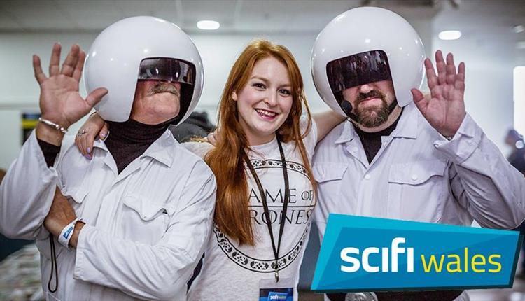 SciFi Wales 2018